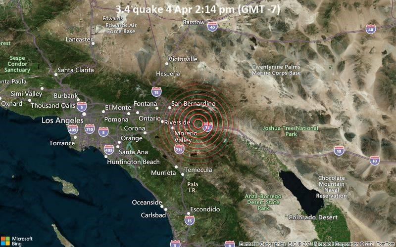 3.4 quake 4 Apr 2:14 pm (GMT -7)