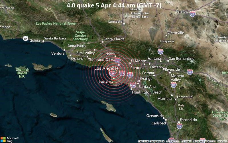 4.0 quake 5 Apr 4:44 am (GMT -7)
