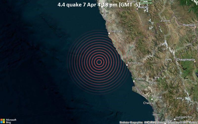 4.4 quake 7 Apr 4:18 pm (GMT -5)