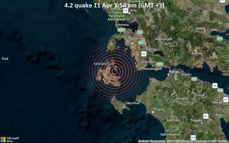 4.2 quake 11 Apr 1:54 am (GMT +3)
