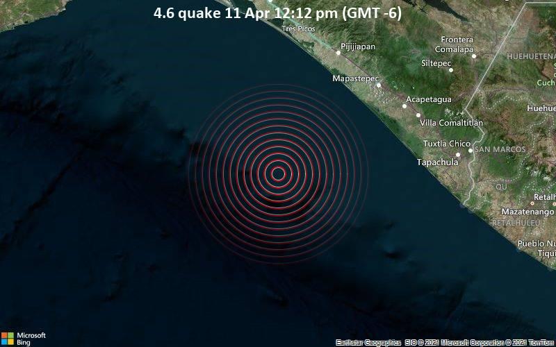 4.6 quake 11 Apr 12:12 pm (GMT -6)