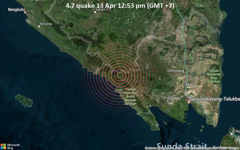 4.7 quake 13 Apr 12:53 pm (GMT +7)