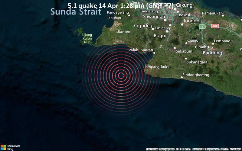 5.1 quake 14 Apr 1:28 pm (GMT +7)