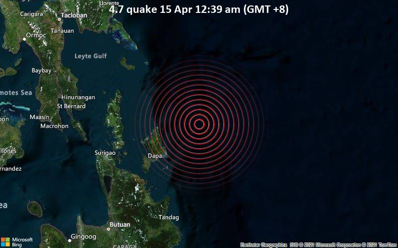 4.7 quake 15 Apr 12:39 am (GMT +8)
