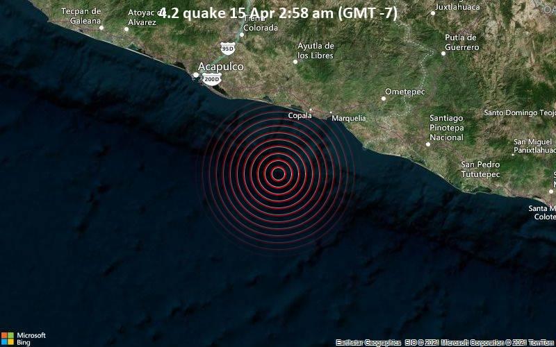 4.2 quake 15 Apr 2:58 am (GMT -7)
