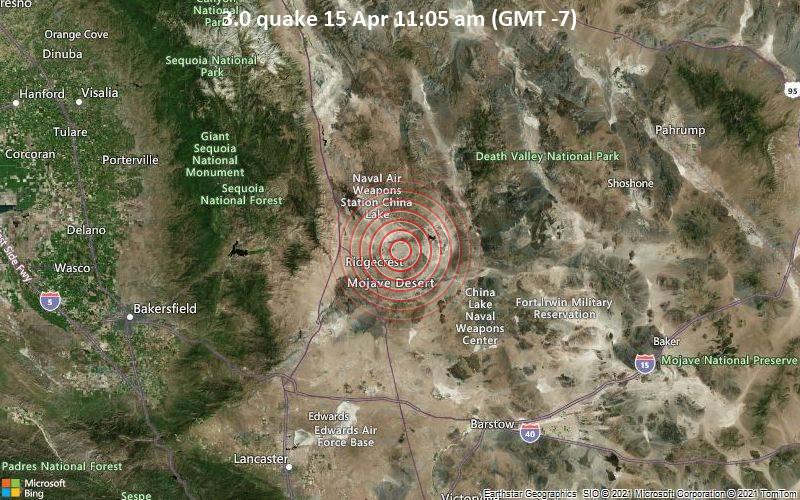 3.0 quake 15 Apr 11:05 am (GMT -7)