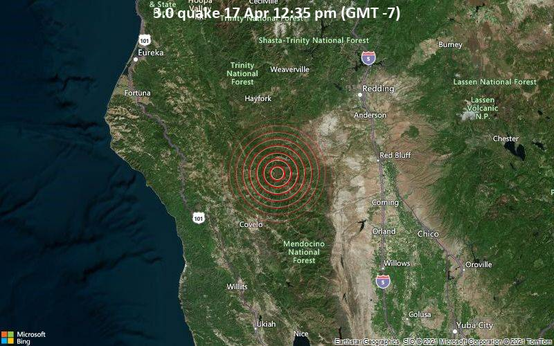 3.0 quake 17 Apr 12:35 pm (GMT -7)