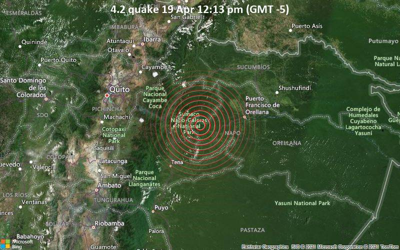 4.2 quake 19 Apr 12:13 pm (GMT -5)