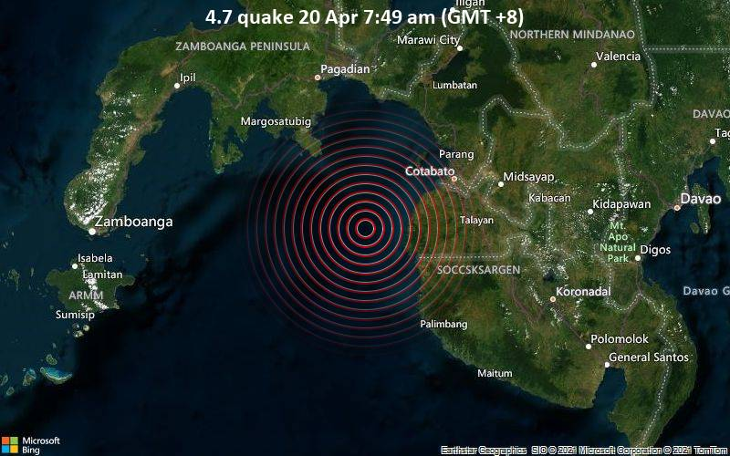 4.7 quake 20 Apr 7:49 am (GMT +8)