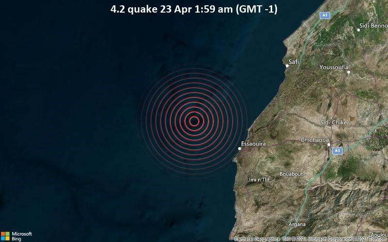 4.2 quake 23 Apr 1:59 am (GMT -1)