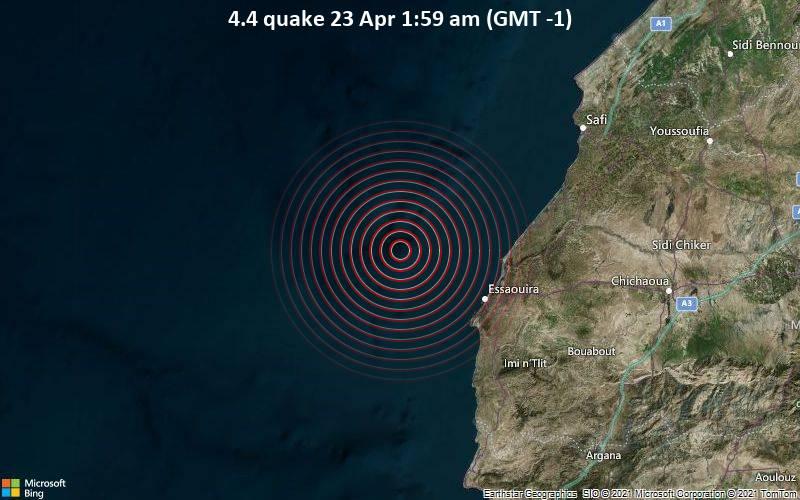 4.4 quake 23 Apr 1:59 am (GMT -1)