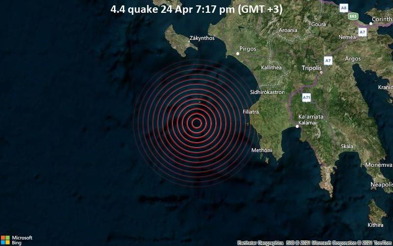 4.4 quake 24 Apr 7:17 pm (GMT +3)