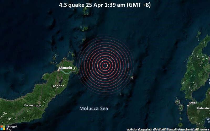 4.3 quake 25 Apr 1:39 am (GMT +8)