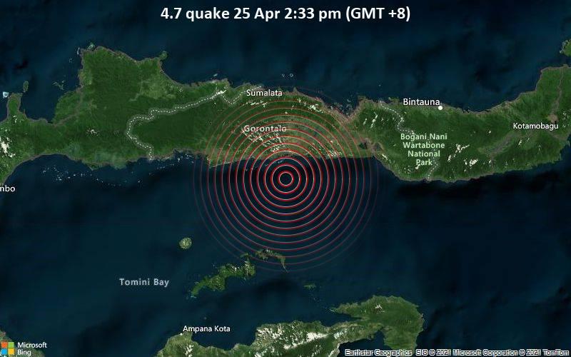 4.7 quake 25 Apr 2:33 pm (GMT +8)