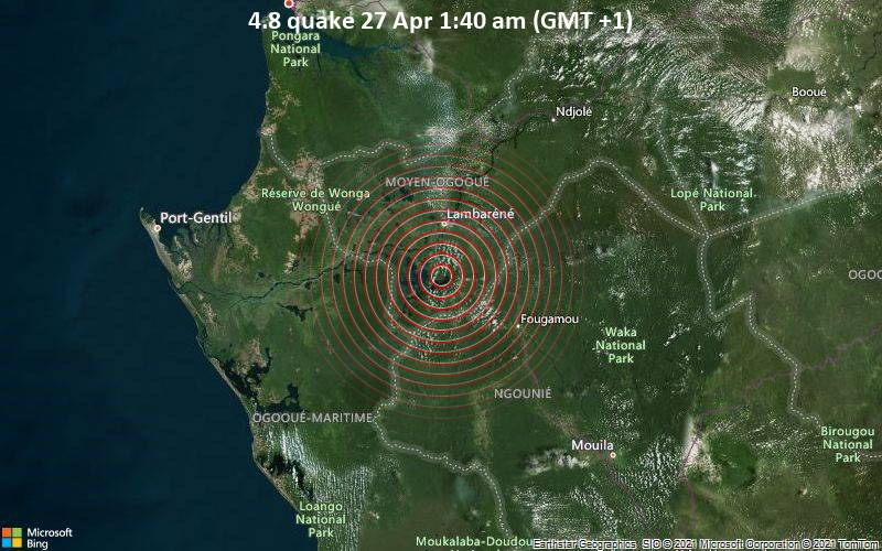 4.8 Gempa 27 Apr 1:40 AM (GMT +1)