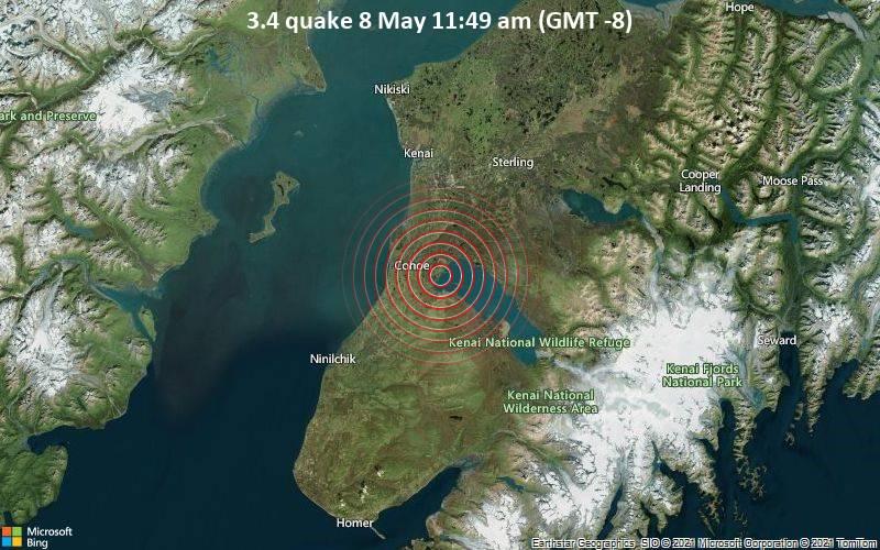 3.4 quake 8 May 11:49 am (GMT -8)