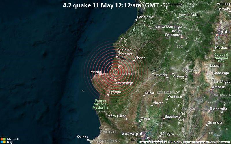4.2 quake 11 May 12:12 am (GMT -5)