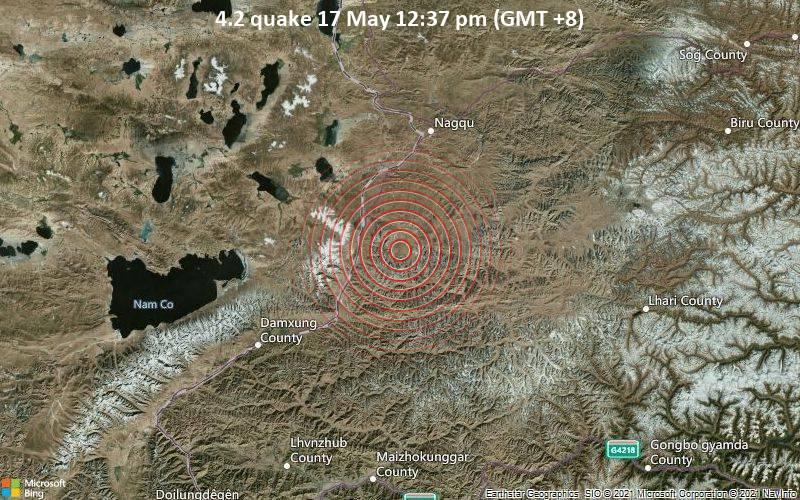4.2 quake 17 May 12:37 pm (GMT +8)