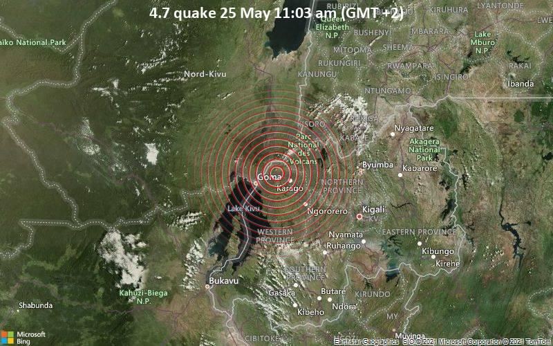 4.7 quake 25 May 11:03 am (GMT +2)