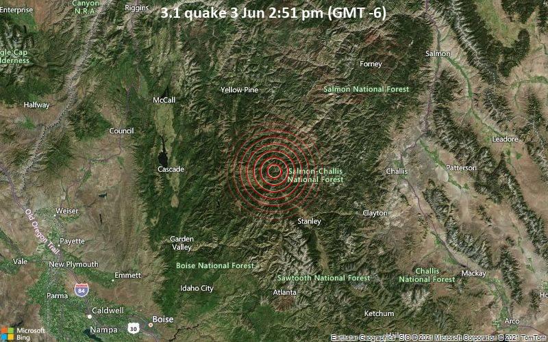 3.1 quake 3 Jun 2:51 pm (GMT -6)