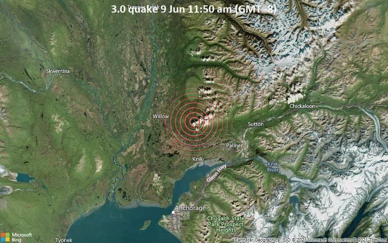 3.0 quake 9 Jun 11:50 am (GMT -8)