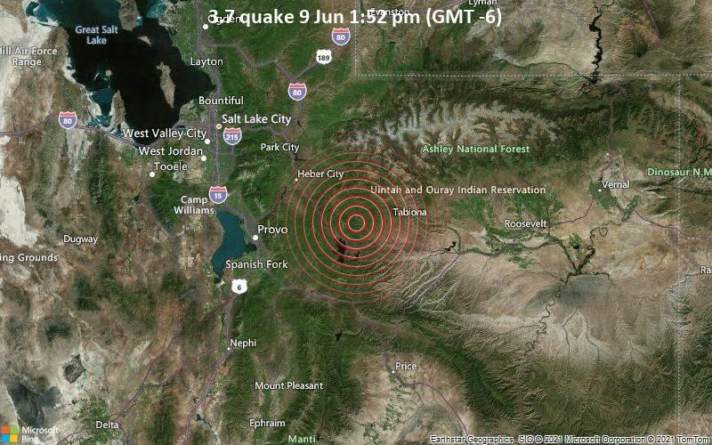 3.7 quake 9 Jun 1:52 pm (GMT -6)