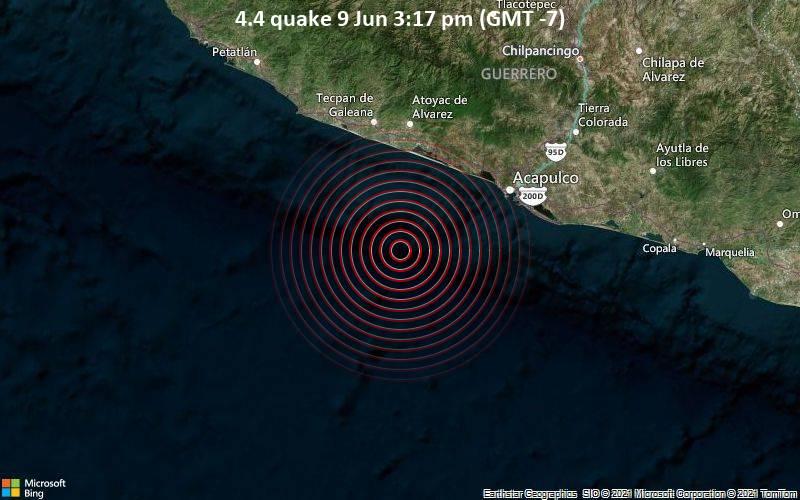 4.4 quake 9 Jun 3:17 pm (GMT -7)
