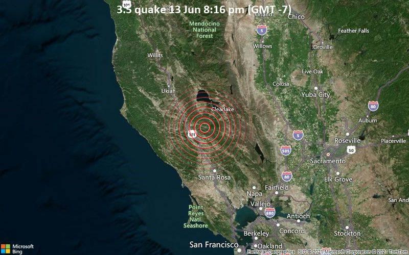 3.5 quake 13 Jun 8:16 pm (GMT -7)