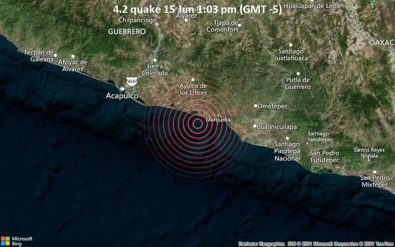 4.2 quake 15 Jun 1:03 pm (GMT -5)
