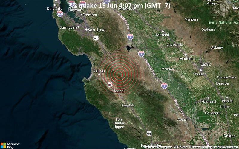3.2 quake 15 Jun 4:07 pm (GMT -7)