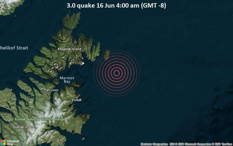 3.0 quake 16 Jun 4:00 am (GMT -8)