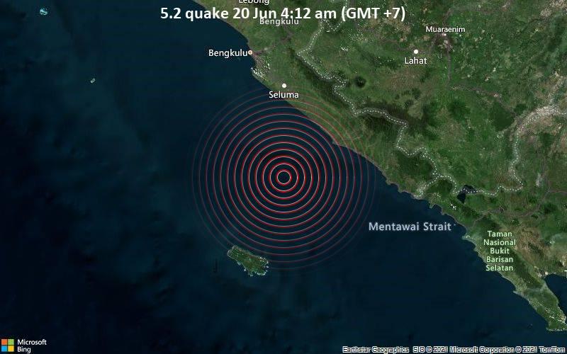 5.2 quake 20 Jun 4:12 am (GMT +7)