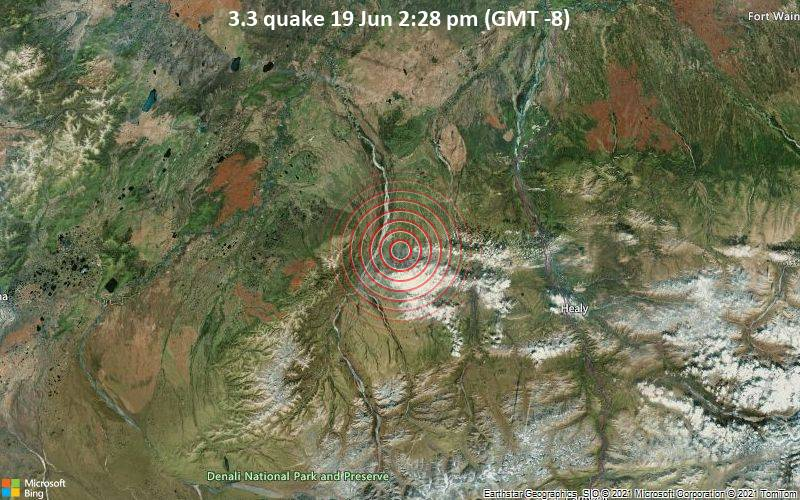 3.3 quake 19 Jun 2:28 pm (GMT -8)