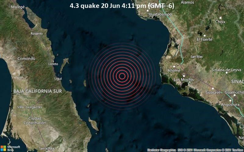 4.3 quake 20 Jun 4:11 pm (GMT -6)