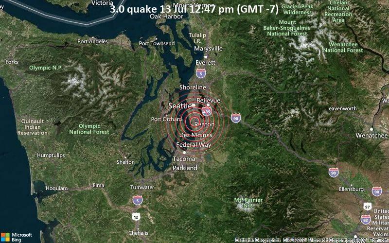 3.0 quake 13 Jul 12:47 pm (GMT -7)