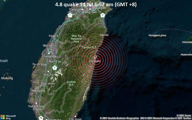 4.8 quake 14 Jul 6:52 am (GMT +8)