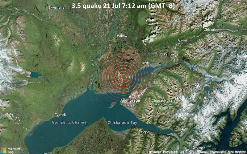 3.5 quake 21 Jul 7:12 am (GMT -8)