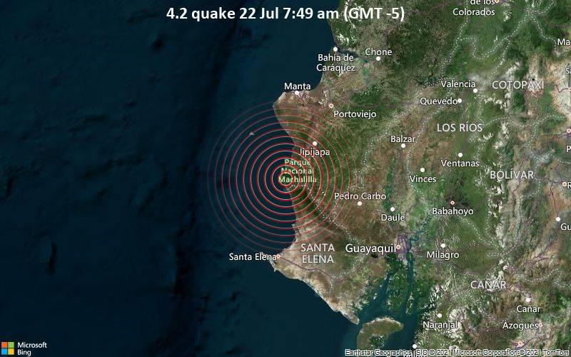 4.2 quake 22 Jul 7:49 am (GMT -5)