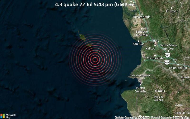 4.3 quake 22 Jul 5:43 pm (GMT -6)