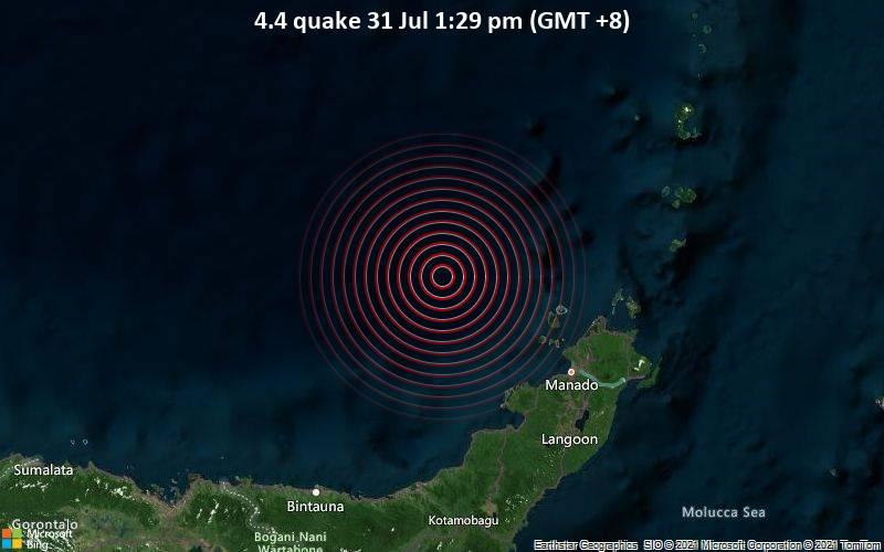 4.4 quake 31 Jul 1:29 pm (GMT +8)