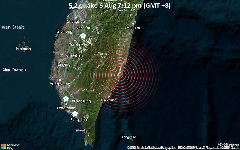 5.2 quake 6 Aug 7:12 pm (GMT +8)