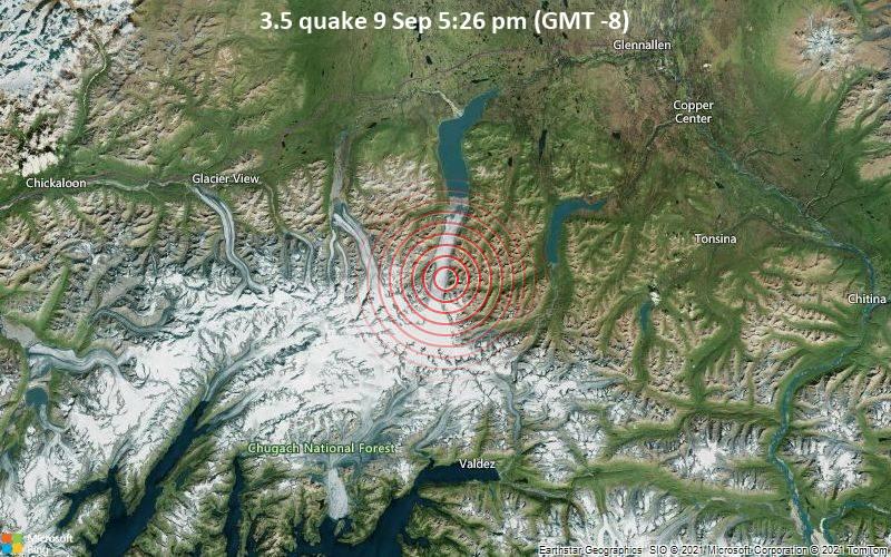 3.5 quake 9 Sep 5:26 pm (GMT -8)