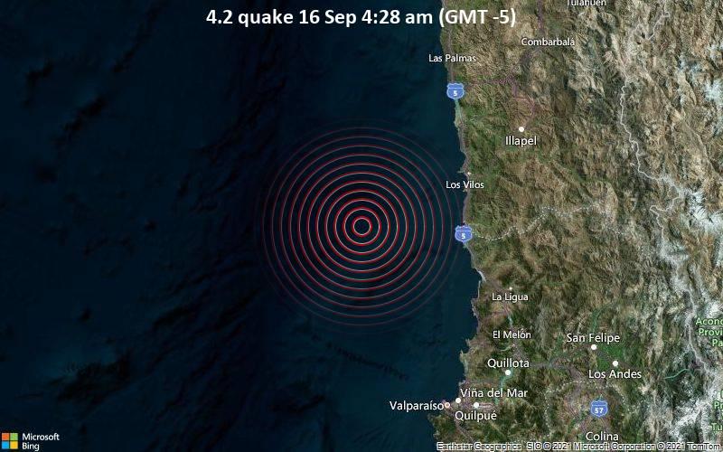 4.2 quake 16 Sep 4:28 am (GMT -5)