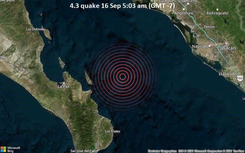 4.3 quake 16 Sep 5:03 am (GMT -7)