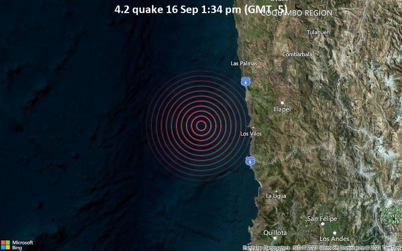 4.2 quake 16 Sep 1:34 pm (GMT -5)