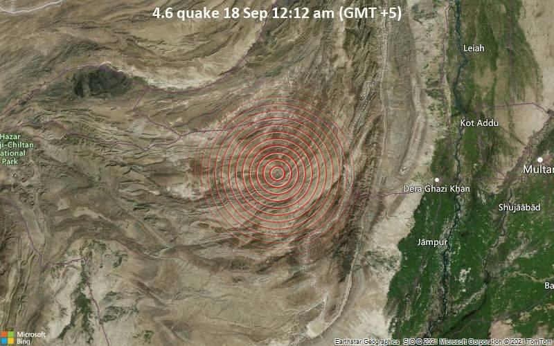 4.6 quake 18 Sep 12:12 am (GMT +5)