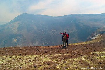 """Photos from our tour """"Fire Mountains of Sicily: from Stromboli to Etna"""" in May 2006"""