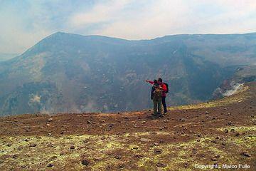 Feuerberge Siziliens - Vom Stromboli zum Ätna: Fotos von unserer Tour im Mai 2006