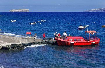 Fotos von unseren Touren auf Santorin im April und Mai 2006