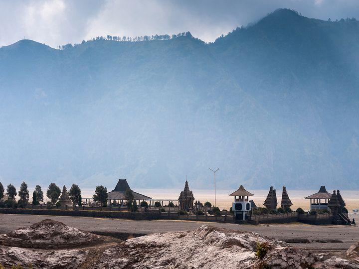 The buddist monastery